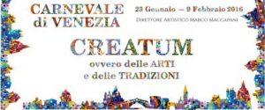 affiche Carnaval de Venise 2016