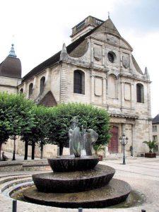 Eglise-St Georges Vesoul