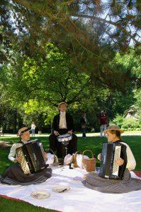 Trio Sasuci, pique-nique-XIX-eme-orangerie-Strasbourg