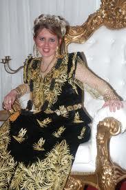 robe Constantinoise Algérie