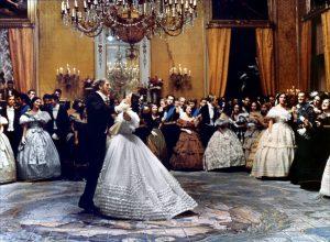 Bal dans le Guépard de Luchino Visconti