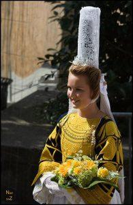 costume bigoudin Bretagne