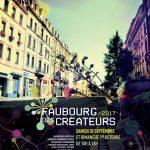 Le Faubourg des Créateurs 2017, demandez le programme