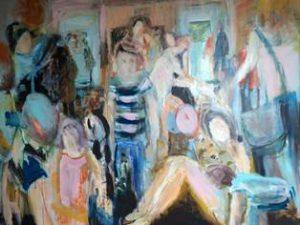 Brigitte KOCH, peintures au CIARUS