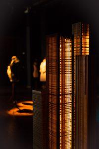 Gilles Ancel, ébéniste d'art, au CSC Fossé des Treize CP Zaz Photographie