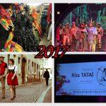 2017, retour sur une année riche en émotions à l'Atelier la Colombe