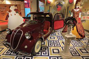 Fiat topolino et robe de bal... MotorVillage-atelier-la-Colombe-2018