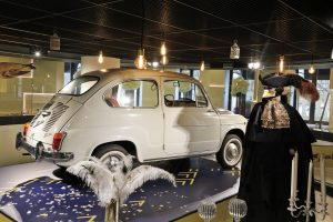 fiat 600, sbire, Grand Pazzo Nero-MotoVillage-Paris