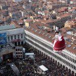 Le vol de l'ange, fil rouge du Carnaval de Venise