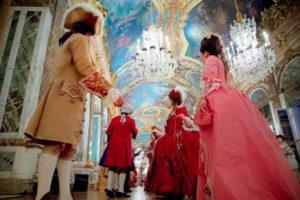 fêtes galantes 2017 Versailles