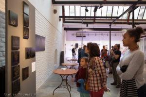 Exposition de photographies au Faubourg 12 ©ThomasKuchel Faubourg des Créateurs 2017