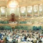 visite-reine-Victoria-1855-aqiarelle-Eugene-Lami