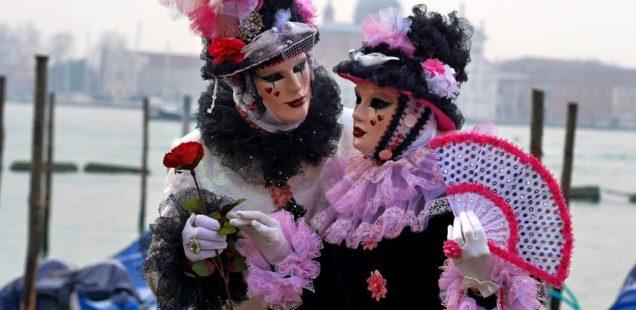 Programme du Carnaval de Venise 2019