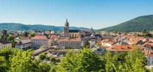 Ville de Remiremont Vosges