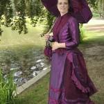 Les costumes de l'Atelier la Colombe inspirent les photographes