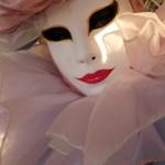 le masque au Carnaval de Venise