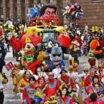 2016, carnavals en Alsace, les grandes cavalcades
