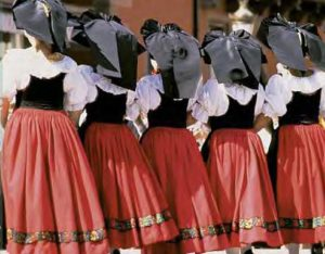 costume traditionnel alsacien du Kochersberg