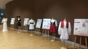 Exposition Maison de la Région Alsace, Atelier la colombe