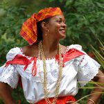 le costume féminin antillais