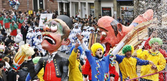 Carnavals 2019, les grandes cavalcades en Alsace