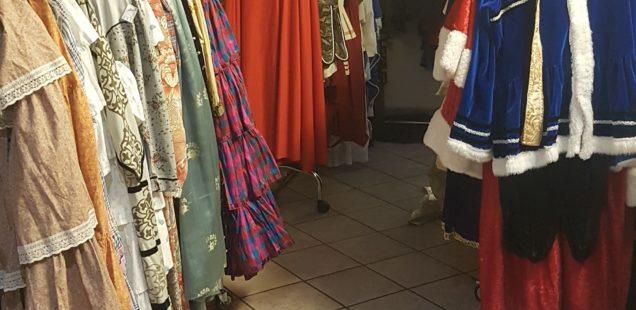 Déstockage de déguisements à l'Atelier la Colombe du 14 janvier au 12 mars 2021